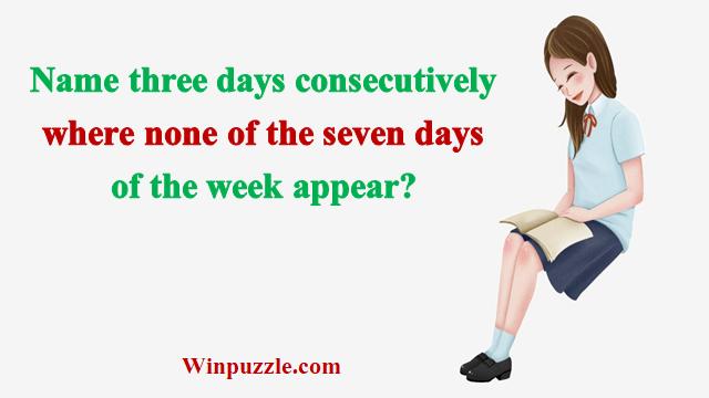 Easy riddles for kids